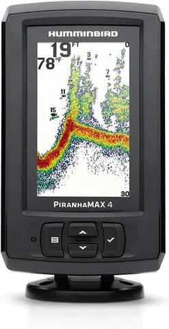Humminbird 410170-1 PIRANHAMAX 4 PT Fish Finder