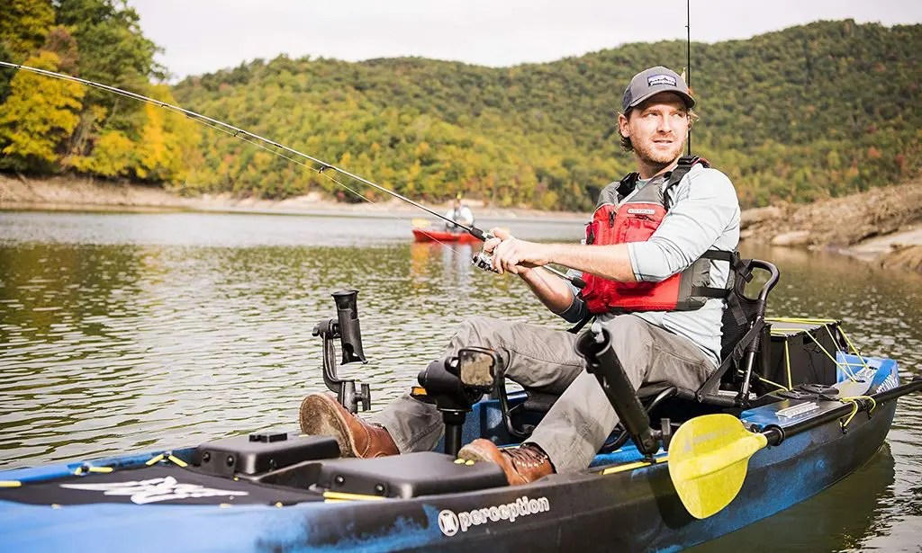 best kayak for fishing