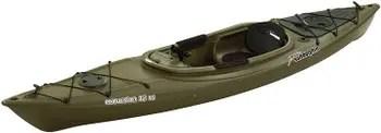 Sun Dolphin Excursion 12-Foot Sit-in Fishing Kayak