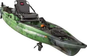 Old Town Canoes & Kayaks Predator PDL Fishing Kayak
