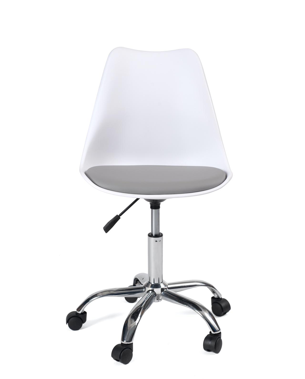 chaise de bureau a roulettes leo
