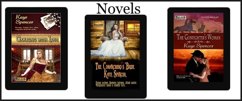 EREADER - 3 Novels