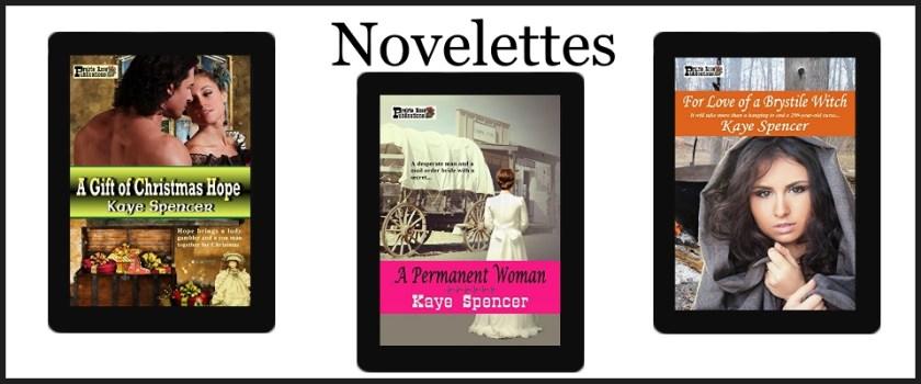 Novelettes 3 stories