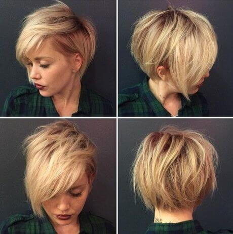 تسريحات الشعر القصير أحدث 20 قصة للشعر قصير بالصور كيف