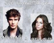 Kellan Kyle and Kiera Allen Thoughtless by Author SC Stephens