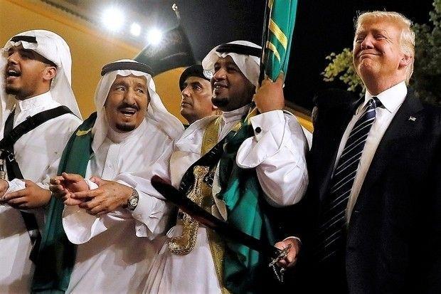 Trump-Saudi-Reuters