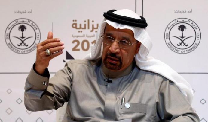 Khalid al-Falih REUTERS