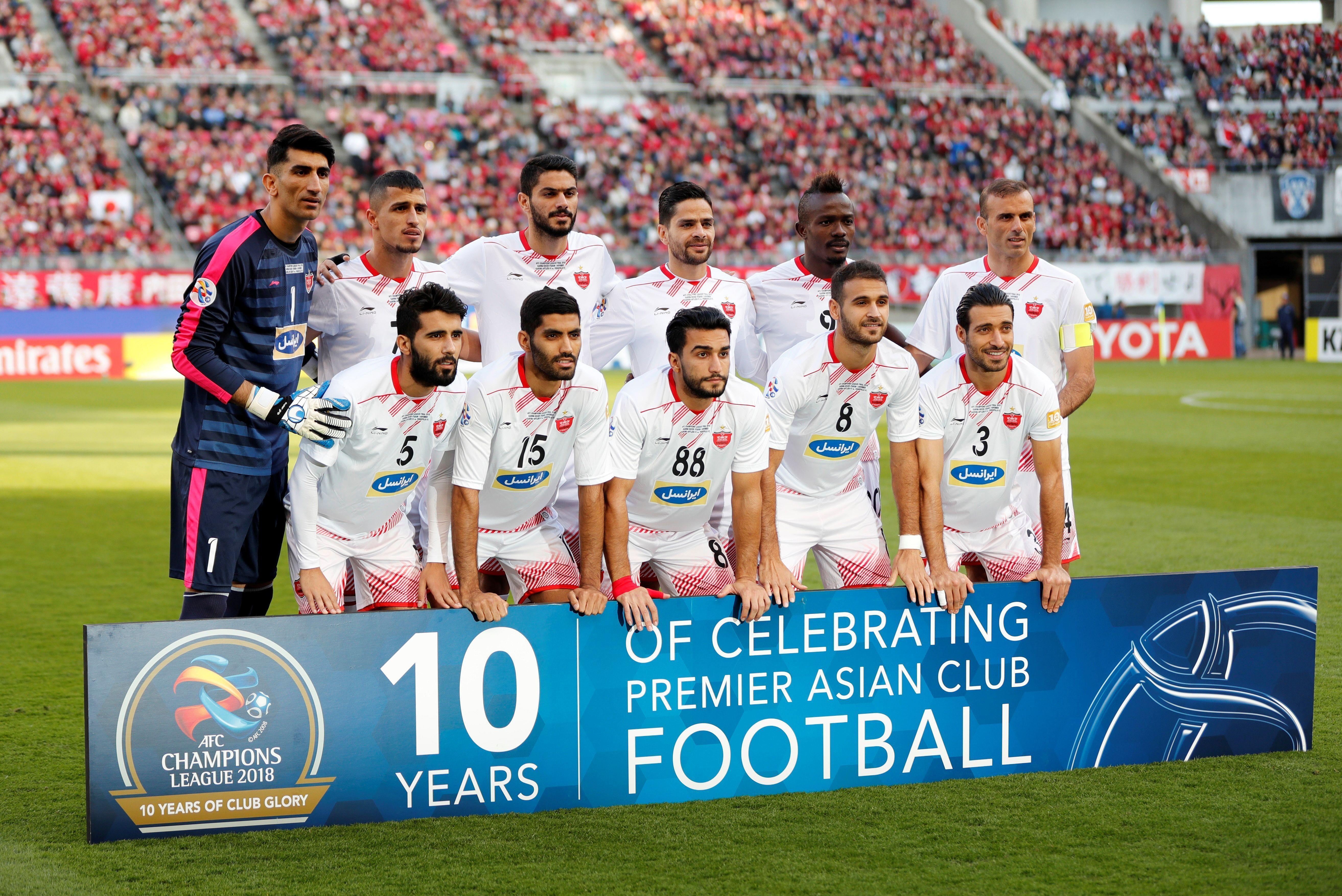 Soccer Persepolis Set Up Semi Final Clash With Al Nassr Kayhan Life
