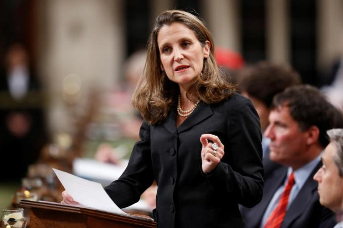 Canadian-Foreign-Minister-Chrystia-Freeland-65654
