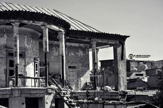 Qajar-Era Elephant House. Source: Kayhan London