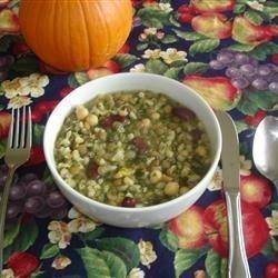 Treat of the Week: Ash-e-jow (Persian Barley Soup)