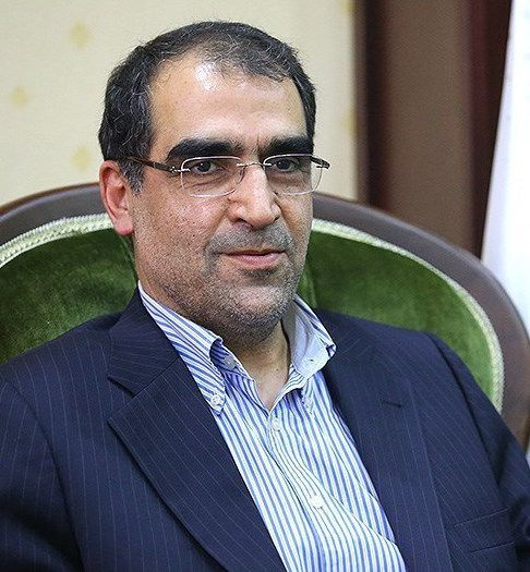 Hassan Ghazizadeh in the office of Tasnim News Agency, Tehran. Date 10 August 2013 Source: Tasnim News Agency Author: Siamak Ebrahimi. This file is licensed under the Creative Commons Attribution 4.0 International license.