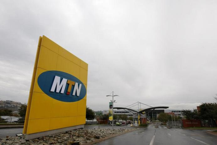 A general view of the headquarters of South Africa's MTN Group in Johannesburg REUTERS/Mike Hutchings