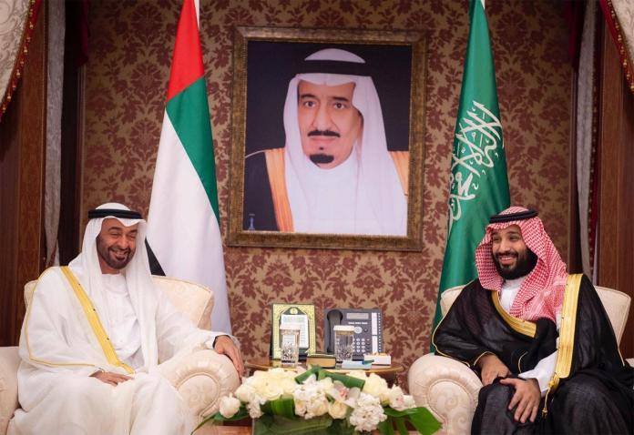 Saudi-UAE-reuters