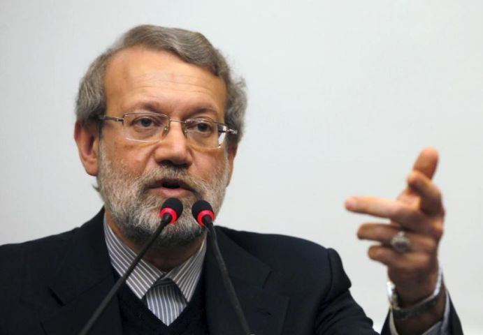 FILE PHOTO: Ali Larijani. Reuters