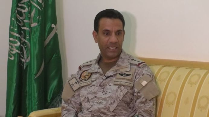 PHOTO: Colonel Turki Al-Maliki. Reuters