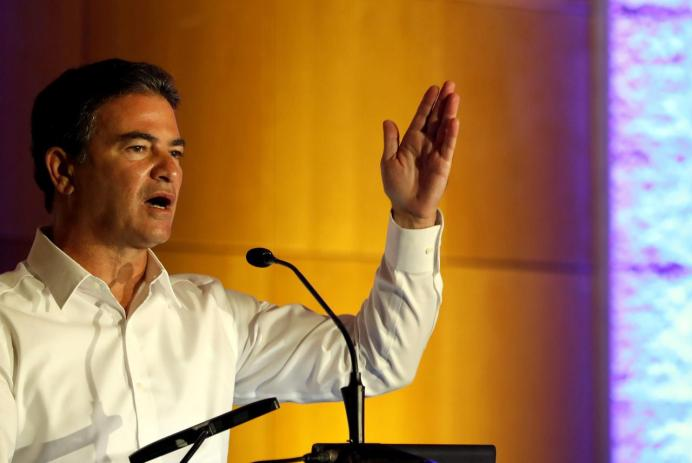 FILE PHOTO: Mossad director Joseph (Yossi) Cohen. REUTERS