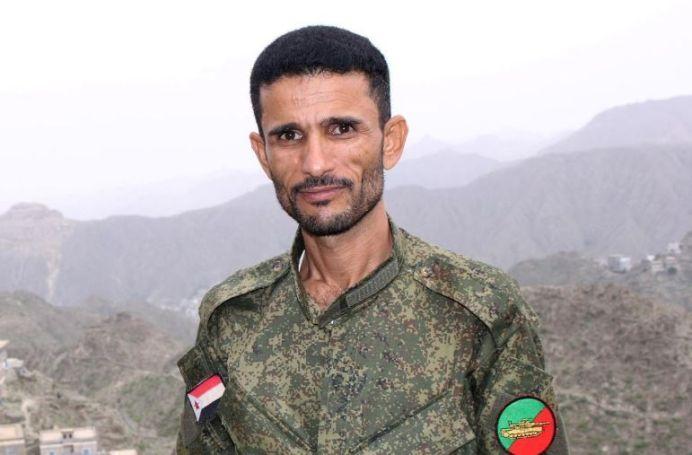 Brigadier General Muneer al-Yafee. REUTERS./