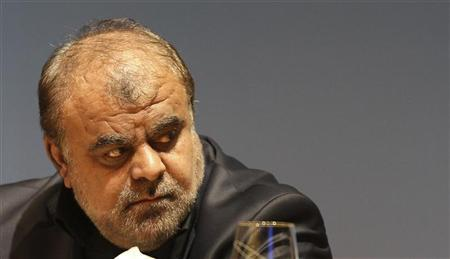 Rostam Qasemi. REUTERS./