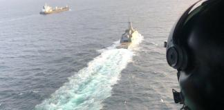 Maduro's Government celebrates the arrival of Iranian tankers with gasoline