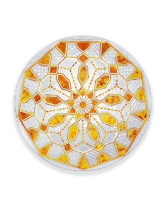 32 Monir Farmanfarmaian (Iran, 1924-2019) The Magnified Sacred diameter 100cm