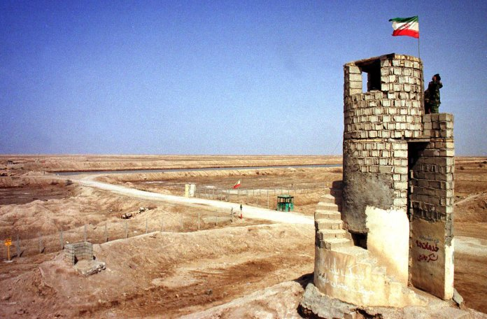 2003-03-23T120000Z_1658294015_RP3DRINVKLAA_RTRMADP_3_IRAQ-IRAN
