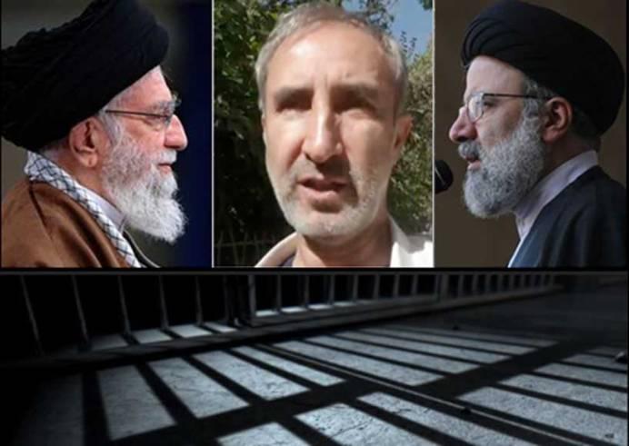 From left to right: Khamenei, Nouri and Raisi. Kayhan London./