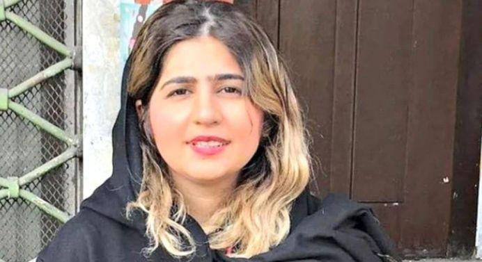 Sepideh Gholian. Kayhan London./