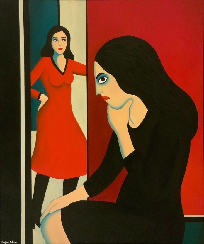 Eris-et-Lethe_2020_acrylic-on-canvas_120x100cm