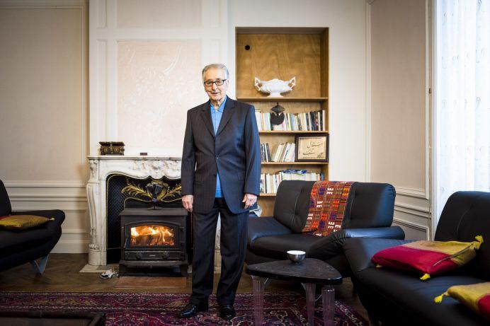 Portrait of Abolhassan BANI SADR. REUTERS./2018/02/01