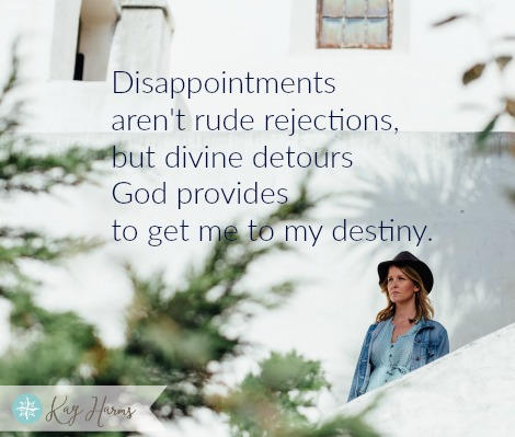 Disappointments are Divine Detours - Image
