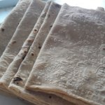 Malatya Yöresel Yufka Ekmek