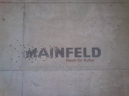 Mainfeld, Rum für kultur in Frankfurt am Main