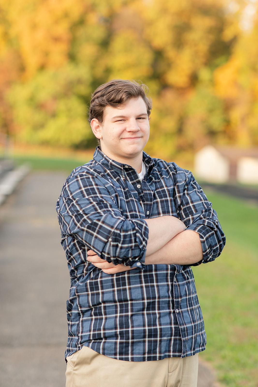 Brandon's Senior Photos