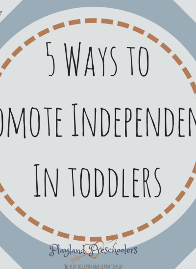 5 Ways to Support Independence in Children