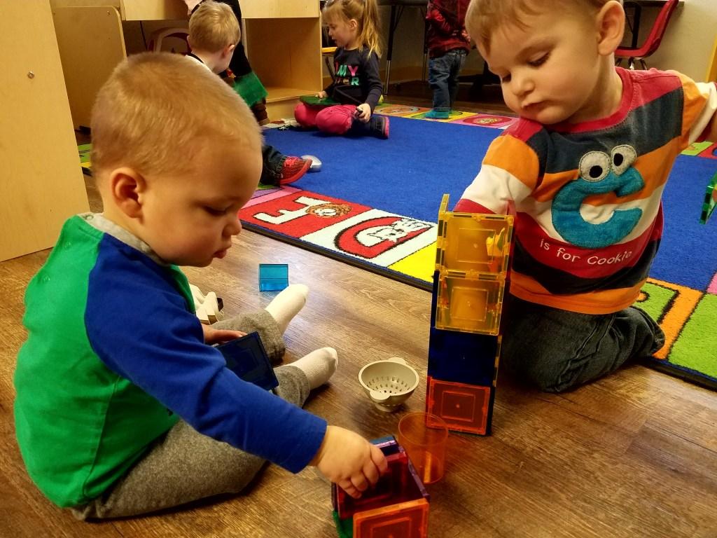 Exploring Building Concepts | Playland Preschoolers