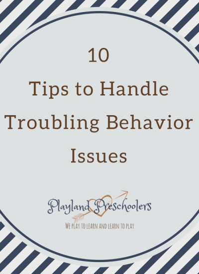 10 Tips to Handle Behavior Issues