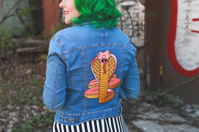 Valley Cruise Press, jean jacket, denim jacket