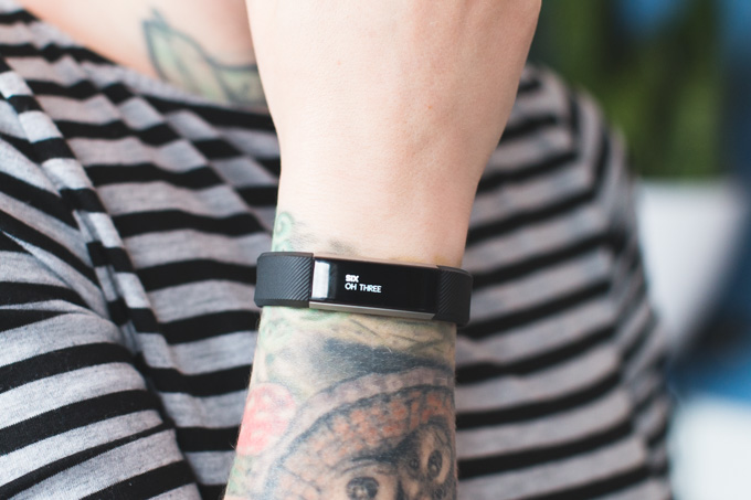 the cult of Fitbit - one month later - THE DAINTY SQUID