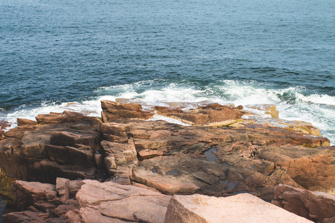 Thunder Hole, NP, Maine, Acadia