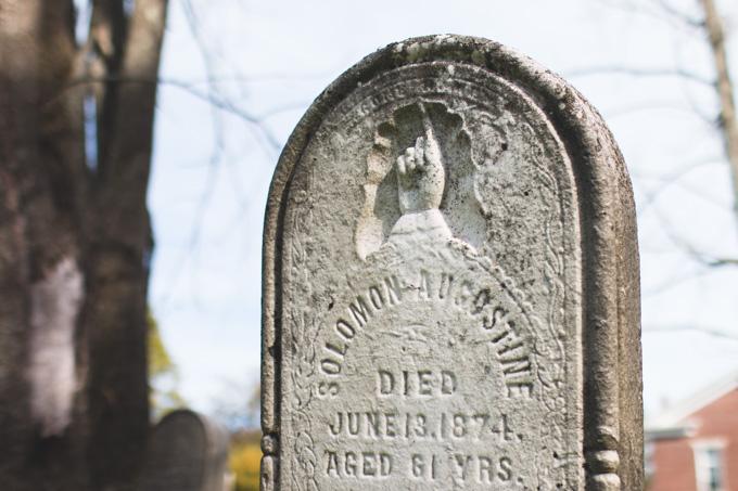 headstone symbolism, cemetery, graveyard