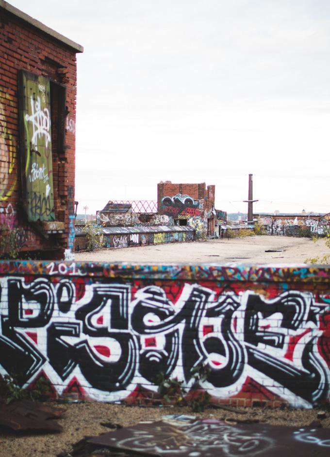 cleveland, abandoned