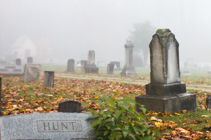 cemetery, ohio, hartsgrove