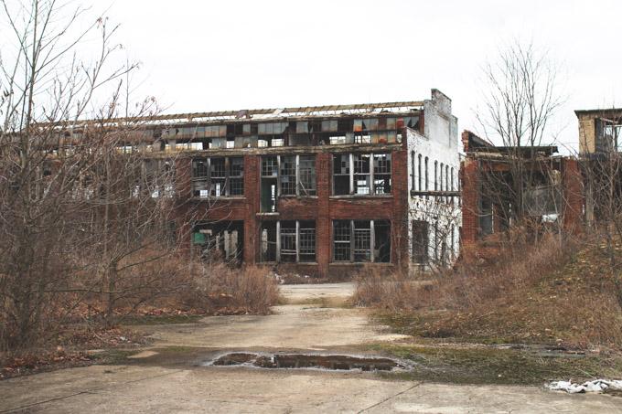 abandoned ohio