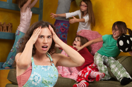 Parenting - Mischievous Kids