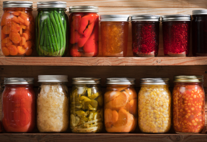 Bulking up - Storing Food in Bulk