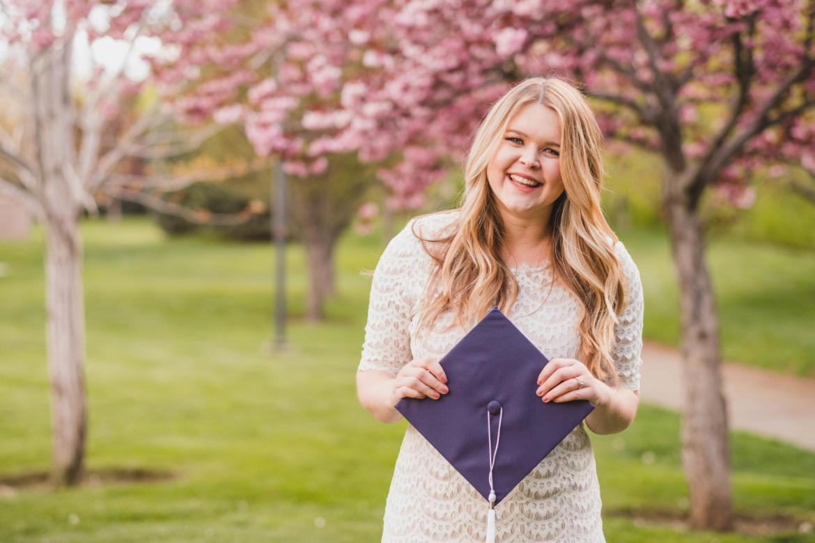 byu graduation pictures