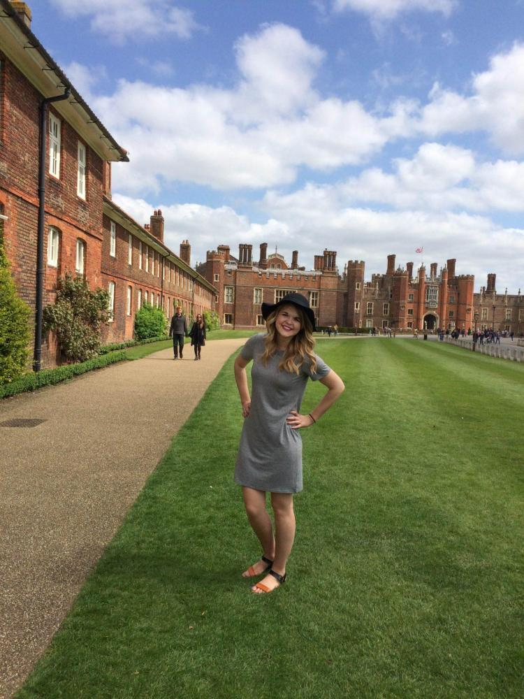 hampton court is one of the many things to do in london
