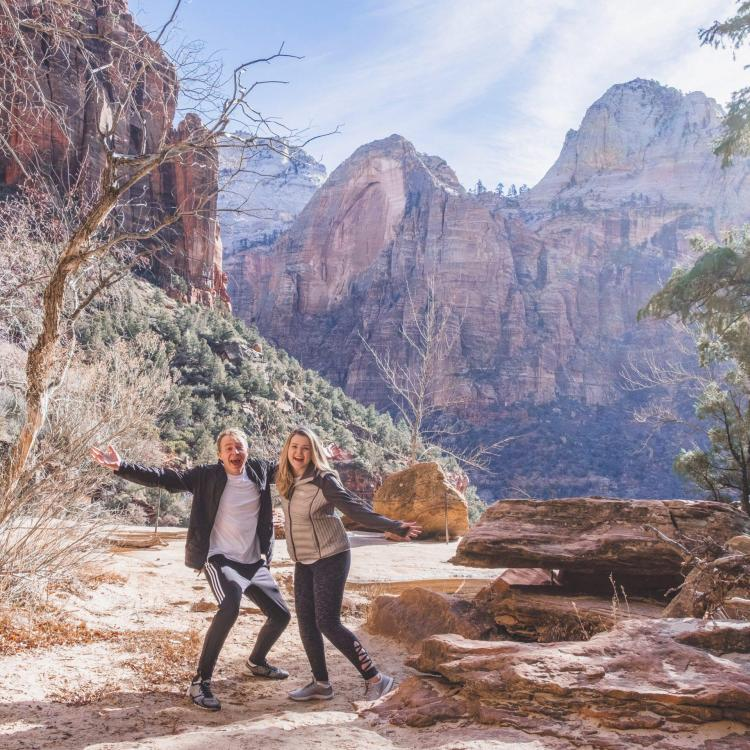 Zion National Park is one of the things to do in Utah