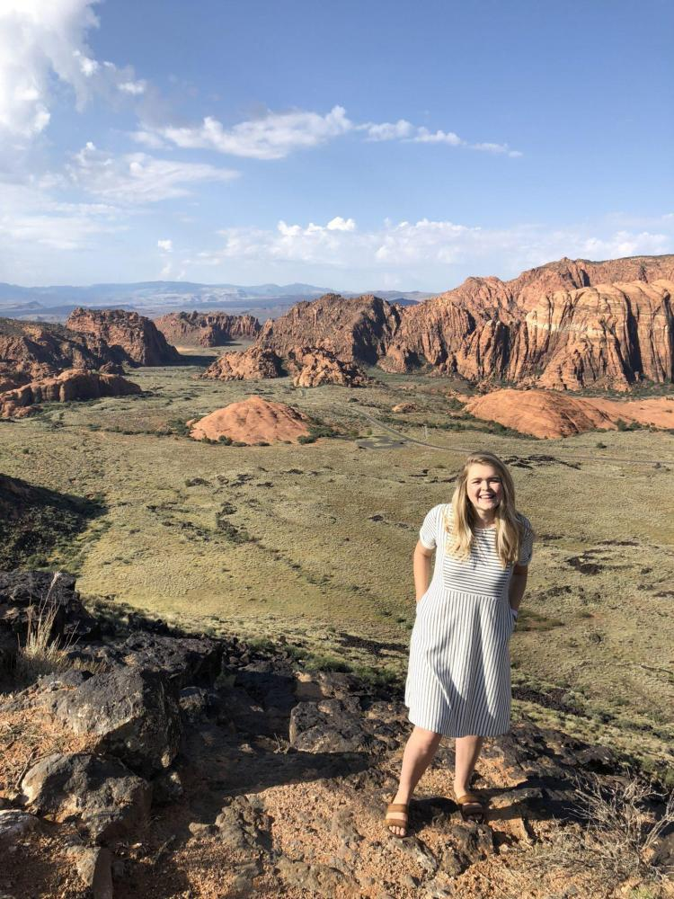 Snow Canyon State Park is on the list of things to do in St. George